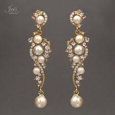 drop bridal earrings bridal earrings ebay