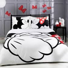bedding nightmare before cool bed linen printed soft