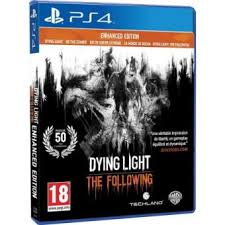 dying light playstation 4 dying light the following enhanced edition ps4 voor playstation 4