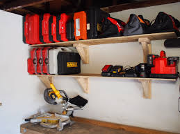building shelves in garage how to build garage storage shelves on the cheap