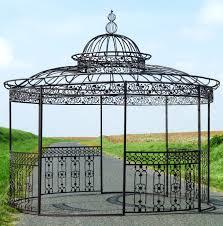 Gloriette De Jardin En Bois Tonnelle Kiosque De Jardin ø370 Cm L U0027héritier Du Temps