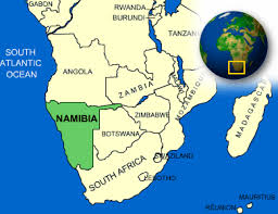Namibia Map Namibia Facts Culture Recipes Language Government Eating