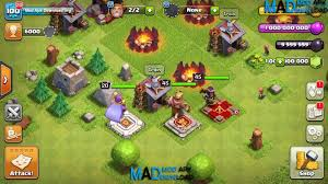 mod apk clash of clans mod apk v9 256 20 unlimited money