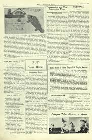 argus eyes august 1944 ann arbor district library