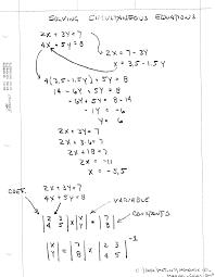 quadratic simultaneous equations calculator with steps tessshlo