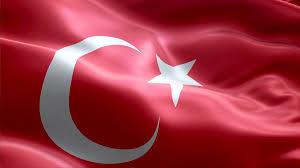 Turkey National Flag Country Flag Turkey Motion Background Videoblocks