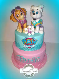 paw patrol cake manuela scala cakes u0026 cake decorating daily