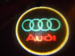 audi logos audi vw logo laser projector audi led store