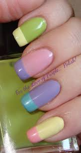 easter french tip nail designs choice image nail art designs