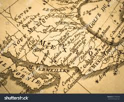 Map Mexico Old Map Mexico Stock Photo 677962696 Shutterstock