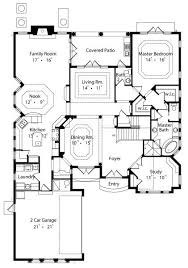 Modern Home Design 4000 Square Feet 3000 Sq Ft Modern House Plans Modern Contemporary House Plans