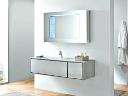 Hygena Bathroom Furniture Hygena Bathroom Tallboy Cabinet White Gloss Zeta 6 Shelves 2