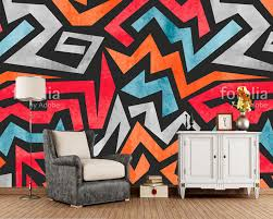 compare prices on graffiti wallpaper for bedroom online shopping