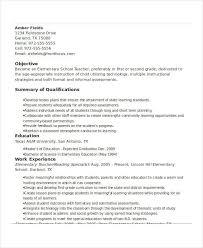Teacher Resumes Examples by Teacher Resume Format Career Development Specialist Sample Resume