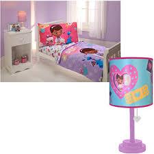 Doc Mcstuffins Toddler Bed Set Disney Doc Mcstuffins 4 Toddler Bedding Set W Table L