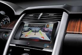 ford escape oem integrated backup camera system integrated rear