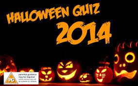 Halloween Monster Trivia by Halloween Quiz 2014 Youtube