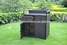 outdoor wicker storage cabinet outdoor wicker storage cabinet scoping me
