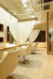 beauty salon interior design ideas logo sign space decor japan