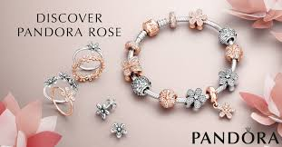 bracelet pandora rose images Stand out this summer with pandora 39 s rose collection at argento jpg