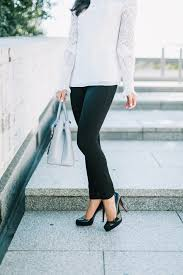 White Comfortable Heels Classic Black U0026 White Comfortable Pants For Work U0026 More Color
