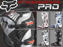 dirt bike racing boots fox forma pro boots review motorcycle usa