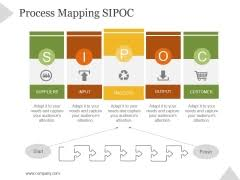 Process Map Slide Geeks Sipoc Model Ppt