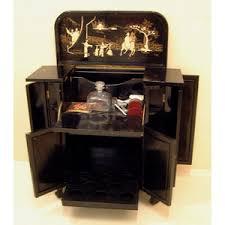 Black Liquor Cabinet Antique Chinese Liquor Cabinet In Black Lacquer Polyvore
