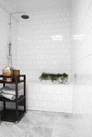 bathroom ideas white tile bathroom simple white gloss acrylic bath wall panels and square