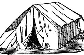 tent clipart etc