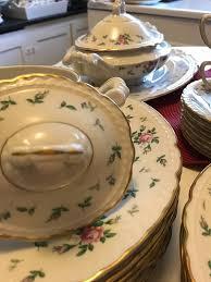 princess china sweet briar china plate set sweet briar china princess bone china