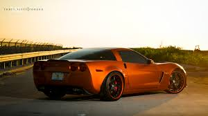 atomic orange corvette convertible for sale atomic orange sickness wheels by 360 forged corvetteforum