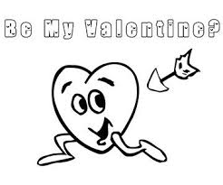 Valentine S Day Coloring Pages Coloring Page Of