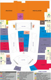 floor plan of malad infiniti mall
