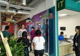 Facebook Office Interior Design Facebook Opens Indonesia U0027s Office Business The Jakarta Post
