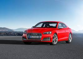 New Audi A5 Release Date New Audi A5 And S5 Debut Lighter Leaner Extra Tech Evo