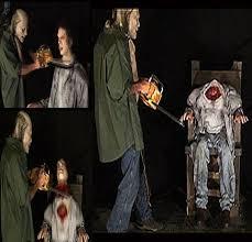 animatronic zombies the horror dome