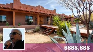 ranch house ojai eric burdon of the animals hopes to see a buyer at his joshua tree