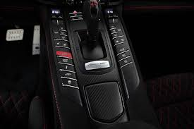 porsche panamera dashboard exclusive carbon kits for the techart grandgt based on porsche
