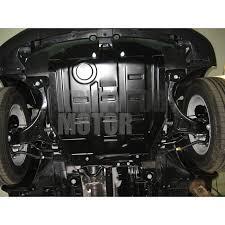hyundai santa fe gearbox hyundai santa fé cover the engine and gearbox metal sheet