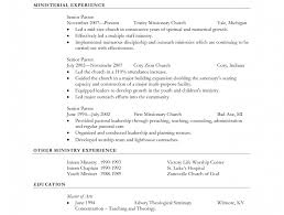 youth counselor resume template images templates sample pastor