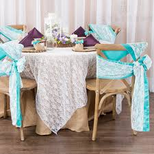 lace chair sashes lace chair sash white cv linens