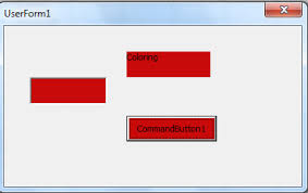 excel 2007 vba tutorial background color of controls