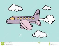 smoke clipart airplane pencil and in color smoke clipart airplane