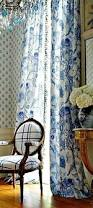 Whote Curtains Inspiration Interesting Blue And White Patterned Curtains Inspiration With 25
