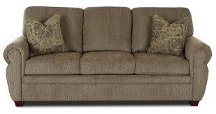 Klaussner Sleeper Sofa Klaussner Westbrook Rolled Arm Sleeper Sofa With Innerspring