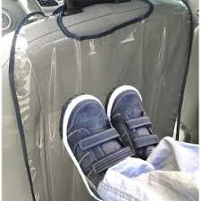 protege siege lot de 2 housses siège voiture dos pieds enfants protège auto