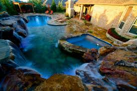 Backyard Landscaping Ideas With Pool Cool Small Pool Landscape Ideas Images Best Inspiration Home
