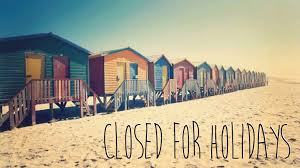 fleursbydesign closed for holidays