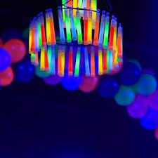 glow in the party glow in the party 18th birthday party themes tip junkie